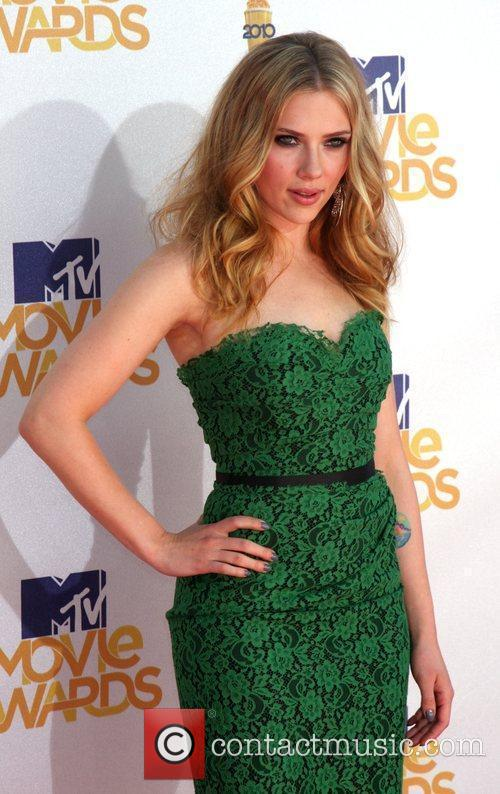 Scarlett Johansson and Mtv 2