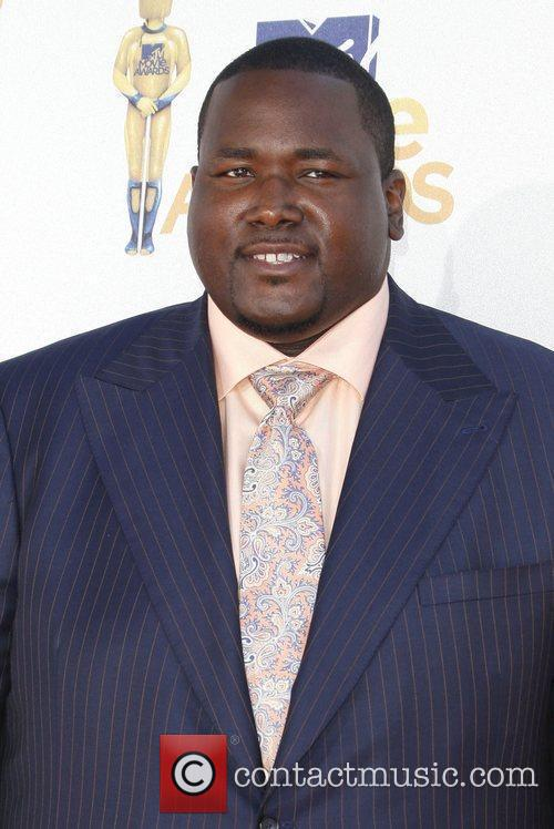 Quinton Aaron and Mtv 7