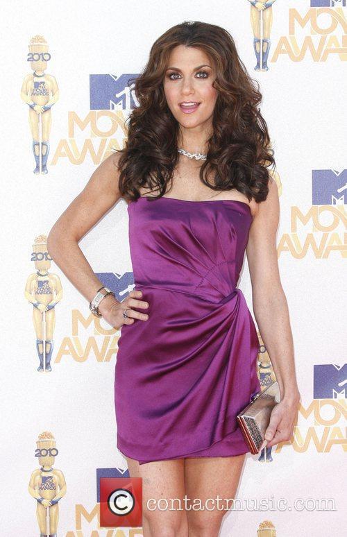 2010 MTV Movie Awards - Arrivals held at...
