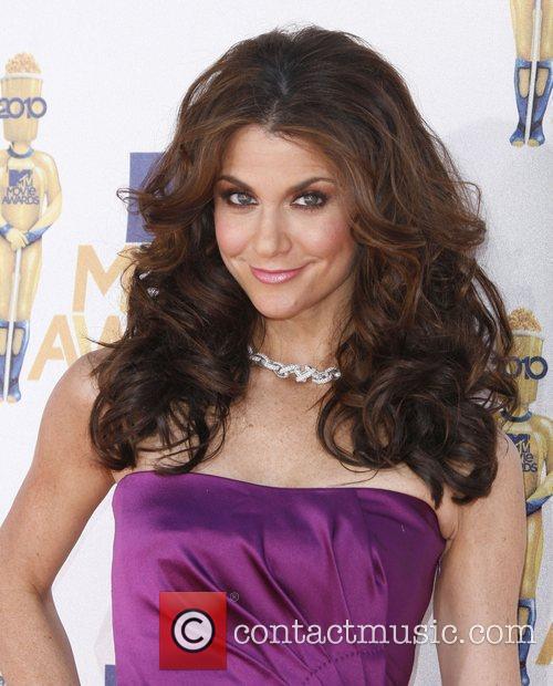 Samantha Harris 2010 MTV Movie Awards - Arrivals...