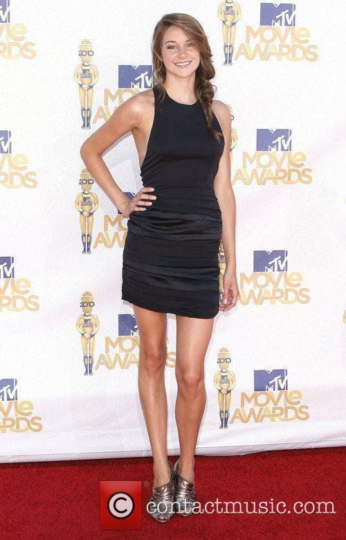 Shailene Woodley and Mtv 4