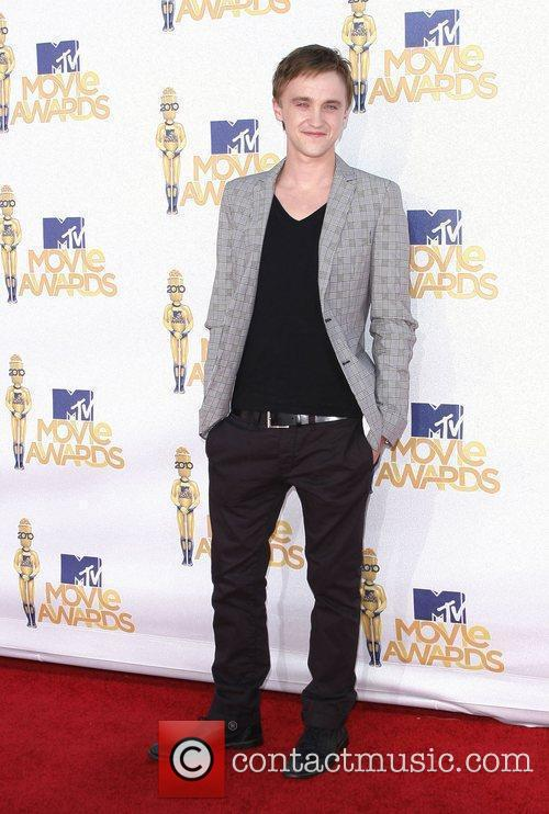 tom felton 2011 mtv movie awards. mtv movie awards 2011. Tom