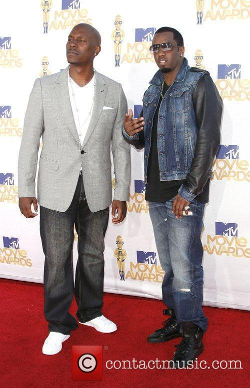 Tyrese Gibson, MTV and Sean Combs 2