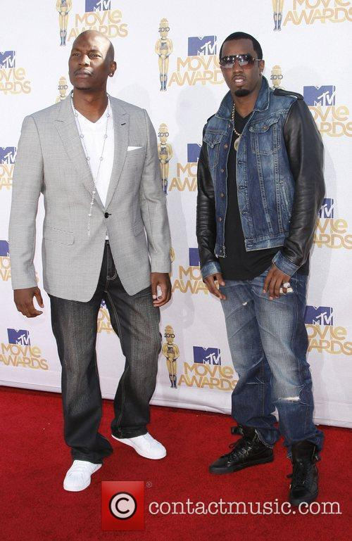 Tyrese Gibson, MTV and Sean Combs 1