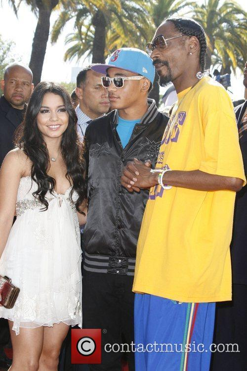 Vanessa Hudgens, Mtv and Sean Combs 2