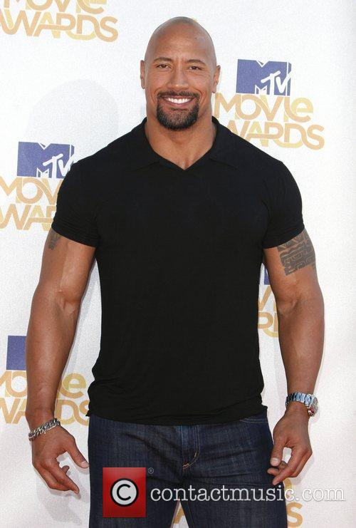 Dwayne Johnson and Mtv 3