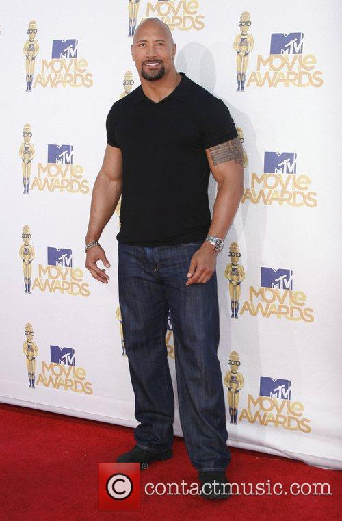 Dwayne Johnson and Mtv 4
