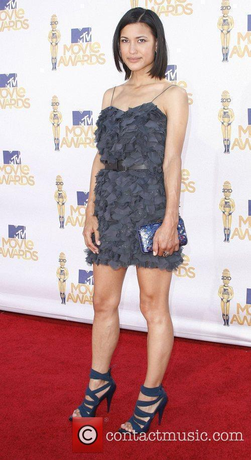 Julia Jones 2010 MTV Movie Awards - Arrivals...
