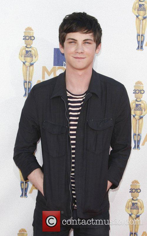 Logan Lerman and Mtv 11