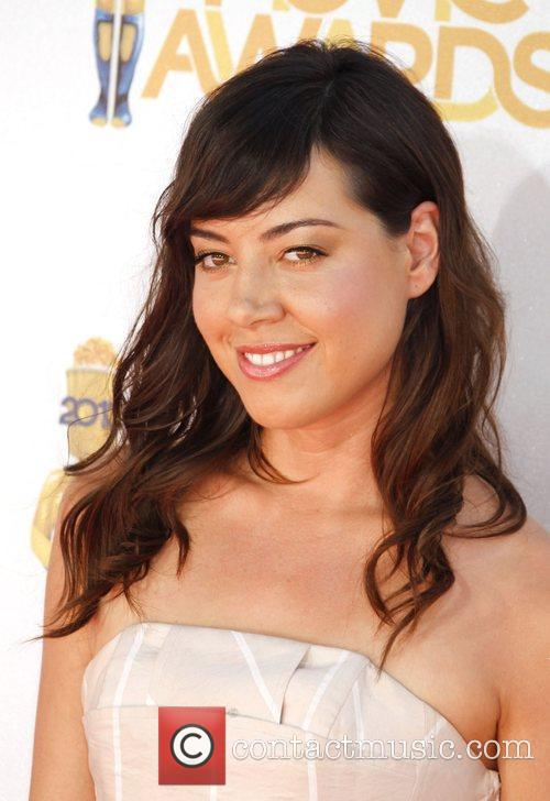 Aubrey Plaza and Mtv 1