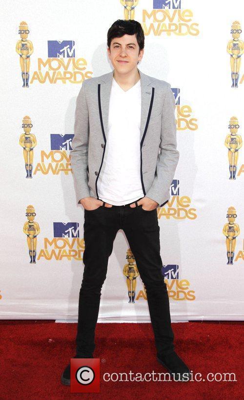 Christopher Mintz-Plasse 2010 MTV Movie Awards - Arrivals...