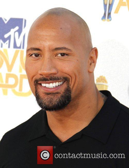 Dwayne Johnson and Mtv 5