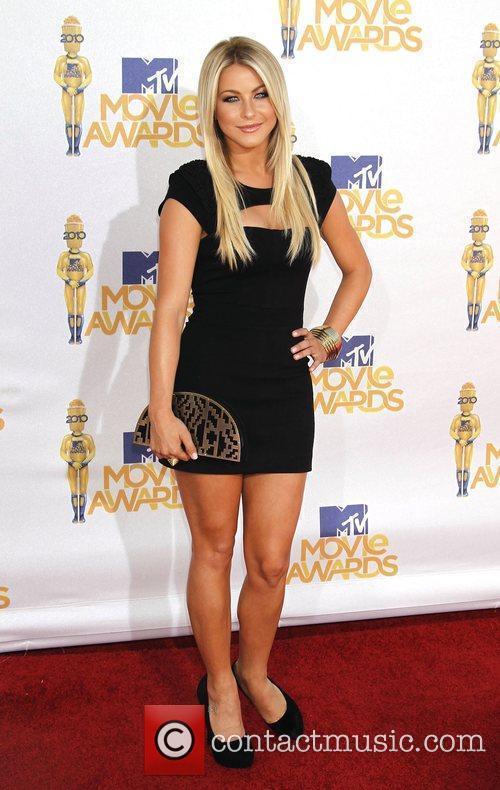 Johnny Weir 2010 MTV Movie Awards - Arrivals...