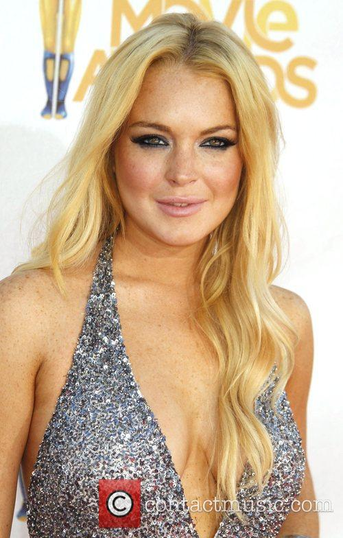 Lindsay Lohan and Mtv 6