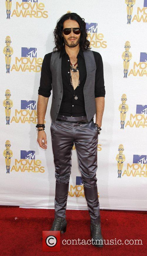 Russell Brand and Mtv 7