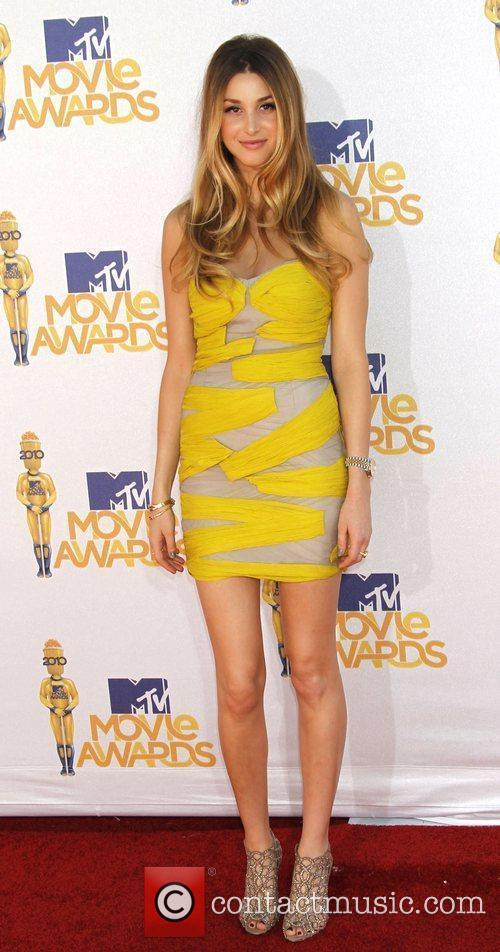 Whitney Port and Mtv 2