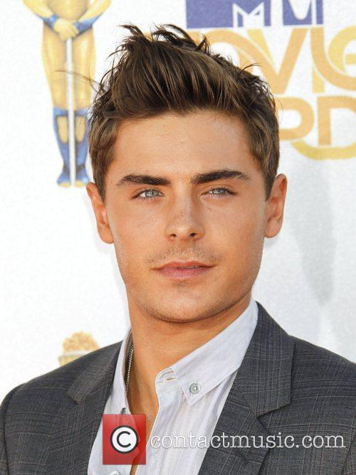 Zac Efron and Mtv 2