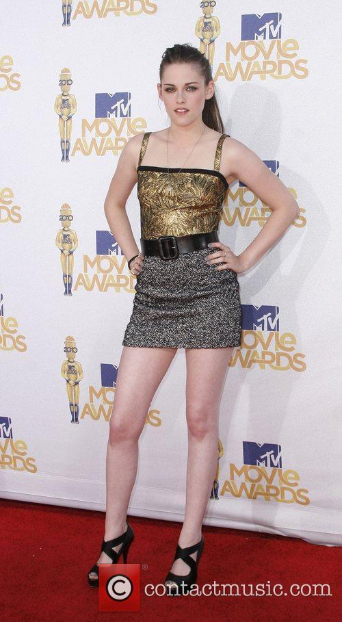 Kristen Stewart and MTV 12