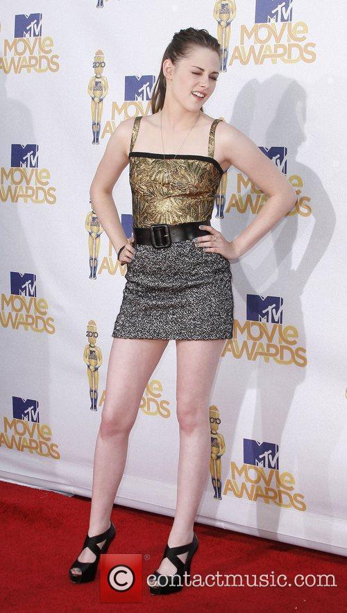 Kristen Stewart and Mtv 11
