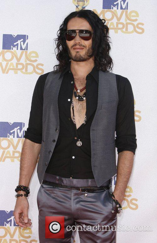 Russell Brand and Mtv 8