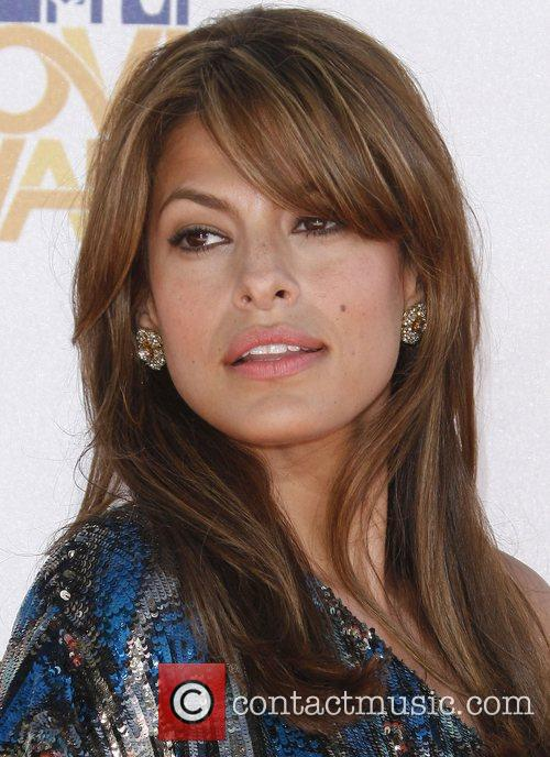 Eva Mendes and MTV 10