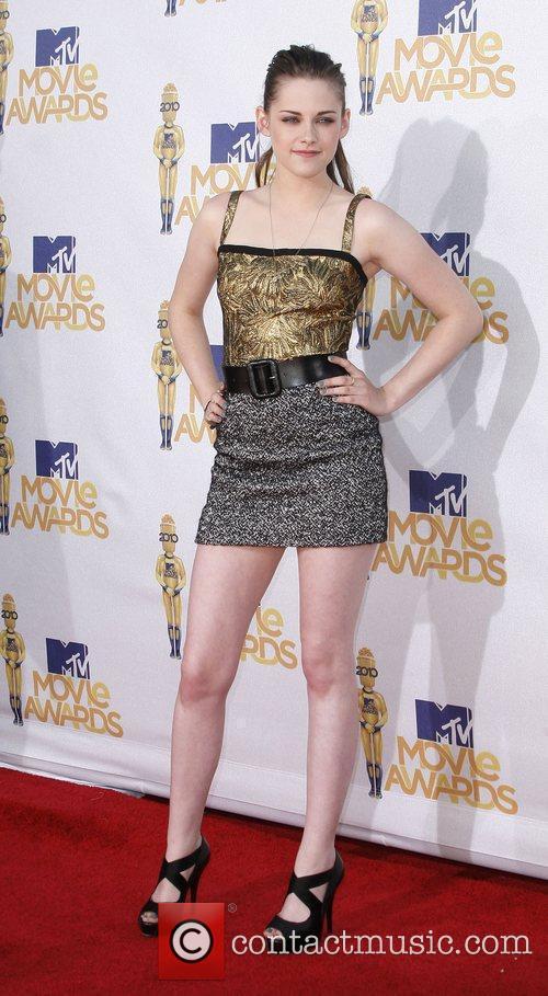 Kristen Stewart and MTV 13