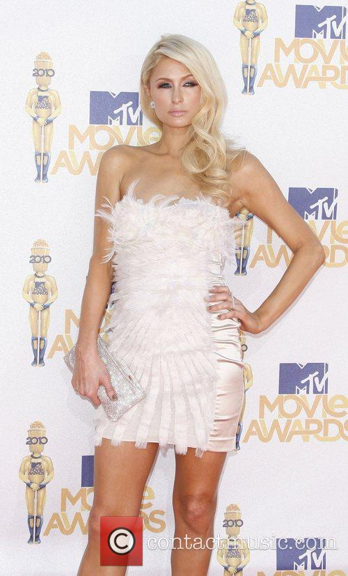 Paris Hilton and Mtv 8