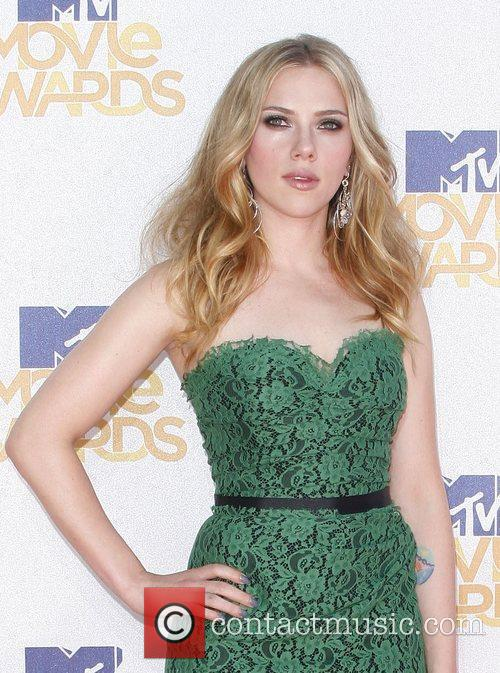 Scarlett Johansson and Mtv 4