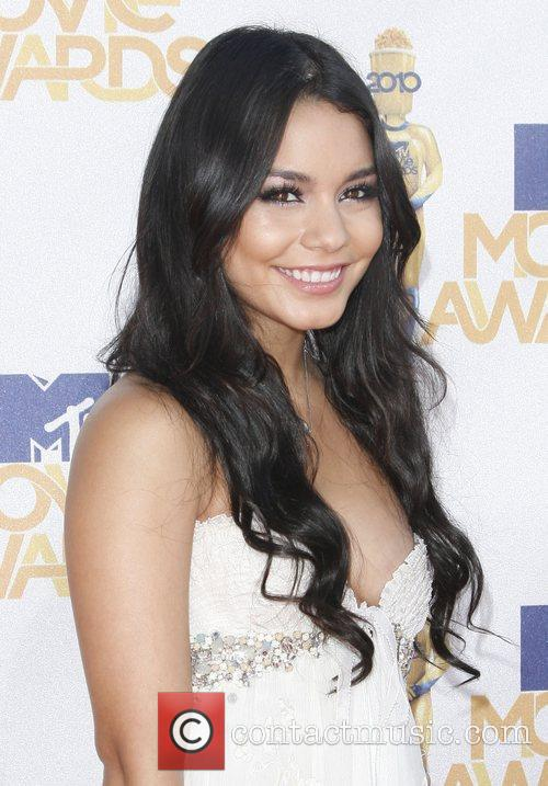 Vanessa Hudgens and Mtv 8