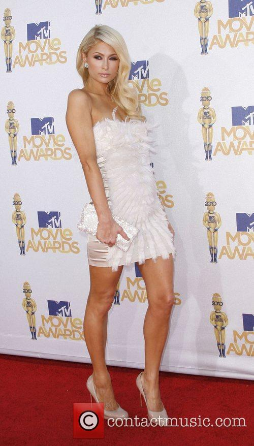 Paris Hilton, MTV, Mtv Movie Awards