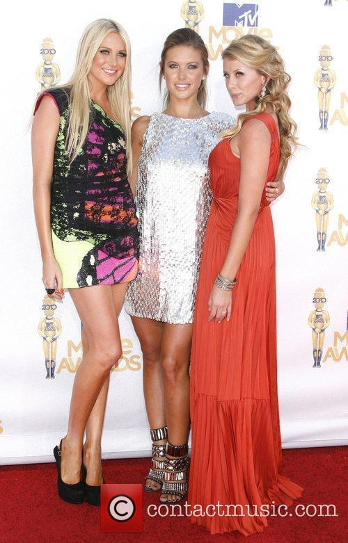 Stephanie Pratt, Audrina Patridge and Mtv 6