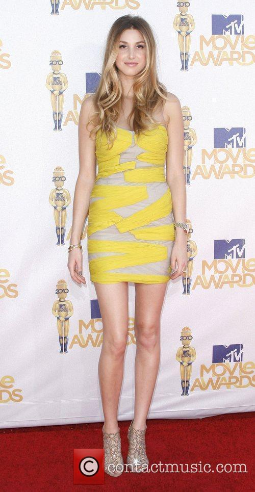 Whitney Port and Mtv 1