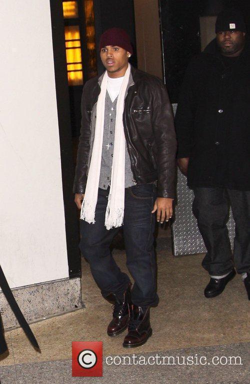 Chris Brown and Mtv 4