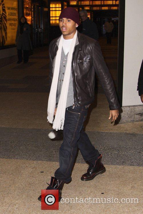 Chris Brown and Mtv 3