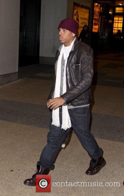 Chris Brown and Mtv 6