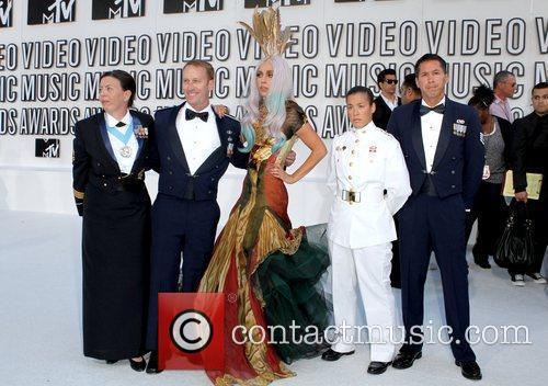 Lady Gaga and Mtv 7