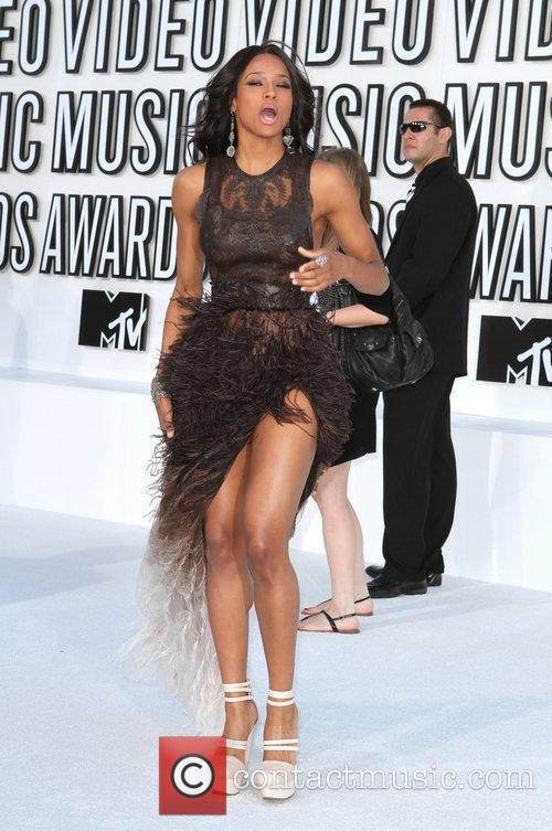 Ciara and Mtv 1