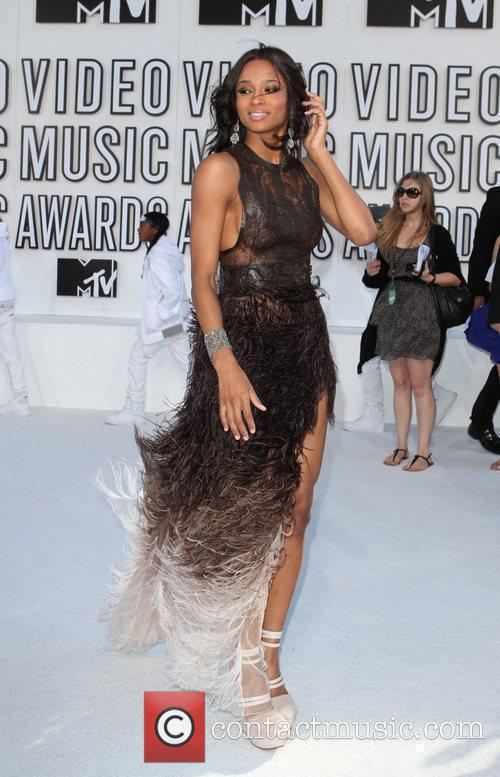 Ciara and Mtv 2