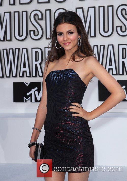 Victoria Justice and MTV 2