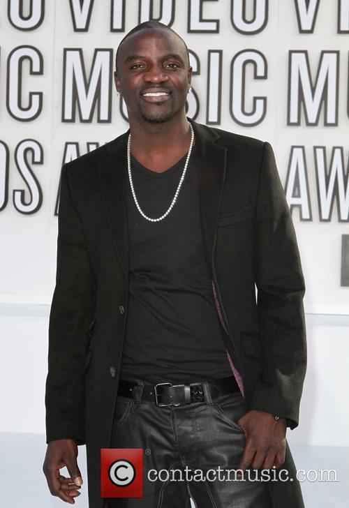 Akon and Mtv 1