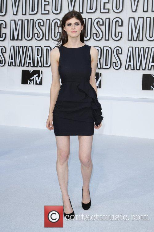 Alexandra Daddario and Mtv 4