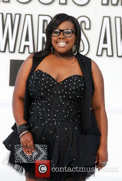 Amber Riley and Mtv 10