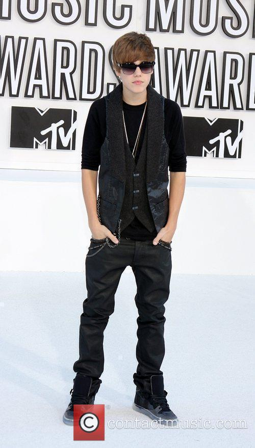 Justin Bieber and Mtv 8