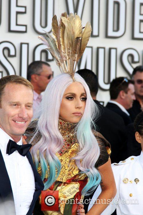 Lady GaGa and MTV 23