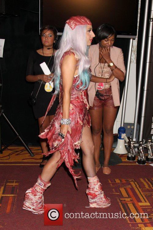 Lady GaGa and MTV 25