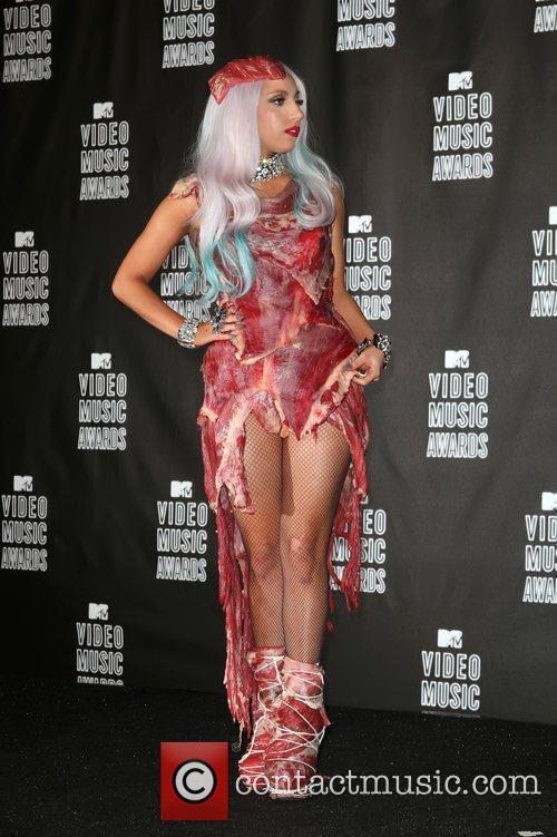 Lady GaGa and MTV 18
