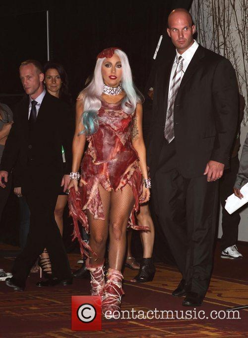 Lady GaGa and MTV 16