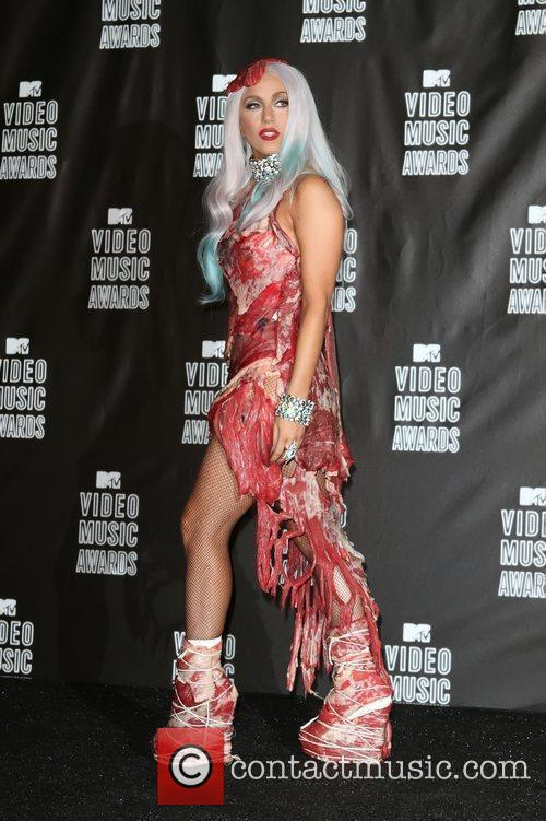 Lady GaGa, MTV, MTV Video Music Awards