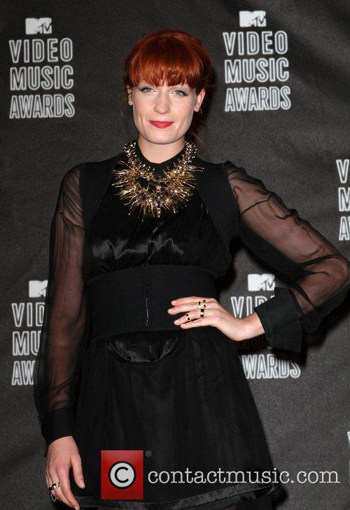 Florence Welch, Florence And The Machine and Mtv 1