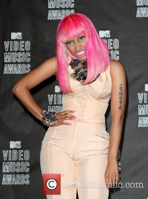 Nicki Minaj and Mtv 8